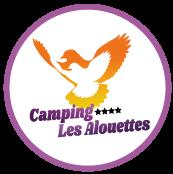Camping 4 étoiles - Les Alouettes