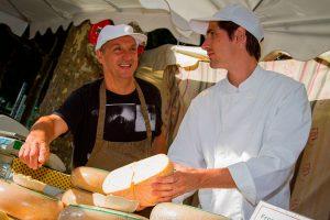 Camping Les Alouettes : Christian Gimbrede Producteur Le Moulin Gourmand Ariege Pyrenees Xl