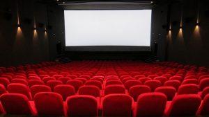 Camping Les Alouettes : Salle De Cinema