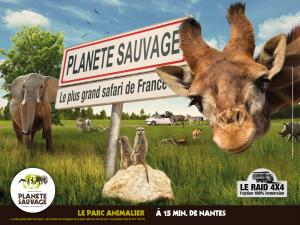 Camping Les Alouettes : Canvas