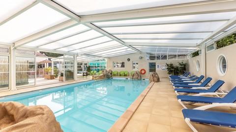 bassin du camping Vendée avec piscine